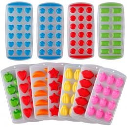 Słodkie Silikon Chocolate Mold Maker Zamrożenie Ice Cube Tray Mould Bar Budyń Galaretka #84002