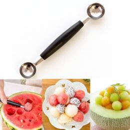 Łyżka ze stali nierdzewnej kuchnia lody Wielofunkcyjna puree ziemniaki arbuz galaretki jogurt ciasteczka scoop akcesoria kuchenn