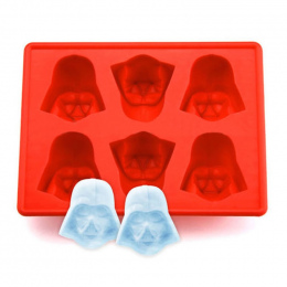 1 sztuk Zabawy Star Wars Darth Vader Koktajle Formy Silikonowe Ice Cube Tray Chocolate Fondant Formy diy Party Drink Bar SQ149