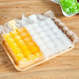 10 sztuk/paczka Jednorazowe wytwarzania Lodu Torby Ice Cube Tray Mold Lodu Formy Tacy Lato DIY Picia Narzędzie KO971473