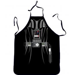 Nowość Funny Fartuch Kuchenny Fartuch Star Wars Czarny Fighters Dinner Party Tablier Cozinha Kuchnia Gotowanie Fartuch Dorosłych