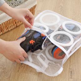 Torba Na pranie Buty Organizator Torba do butów Siatki Do Prania Buty Torby Suche Buta Home Organizer Portable Prania Torby