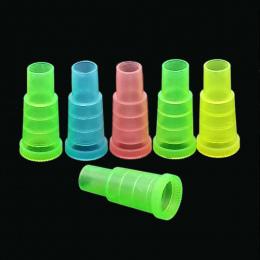 50 sztuk Kolorowe Jednorazowe Ustniki Dla Shisha, Szisza, Wodociąg, Sheesha, Chicha, Narguile Wąż Usta porady Akcesoria SH-302