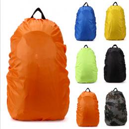 NOWY Wodoodporna Deszcz Osłona Przeciwdeszczowa Plecak Plecak Torba dla Camping Piesze Wycieczki