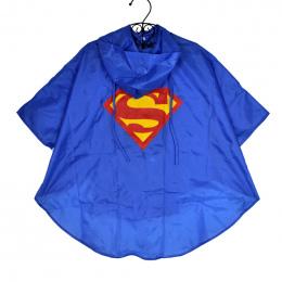 Kid Płaszcz Przeciwdeszczowy Odzież Wodoodporna Super heroes Dzieci Deszcz Płaszcz Dziecko Superman Batman Superhero Rainwear Ra