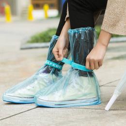 Ładne Sprzedaży Płaszcz Ustawić Buty Deszcz Buty Antypoślizgowa Wodoodporna Wielokrotnego Użytku Pokrywa Kalosze