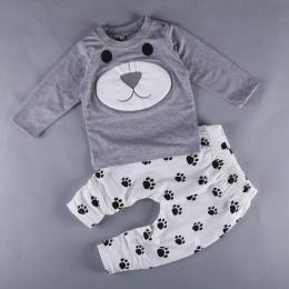 2018 w wieku 0-2 rok Baby boy ubrania bebe chłopcy odzież ustaw, małe Dziecko Infantil dziecko odzież dla niemowląt Chłopców del