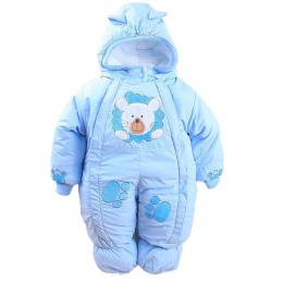 Jesień i Zima Polar Zwierząt Ubrania W Stylu Romper Noworodka Ubrania Dla Dzieci Ubrania Dla Dzieci z Bawełny wyściełane Kombine