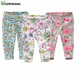 3 sztuk Baby Boy Dziewczyna Spodnie Jesień Wiosna Bawełna Niemowląt Legging Newborn Boy Spodnie Dziewczynka Odzież 0-4Y Dziecko