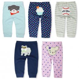 2017 Ograniczona Sprzedaż Dziecko Spodnie Dla Dzieci Chłopcy Dziewczyny Harem PP Spodnie Bawełniane Dzianiny Unisex Maluch Leggi