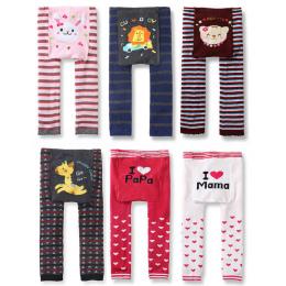 Słodkie Wiosną i Jesienią Dziecko bawełna PP spodnie BUSZA Spodnie dzieci Dzieci Maluch cieplej legging ultra elastyczne rajstop