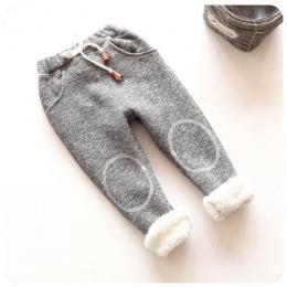 BibiCola Wiosna Dziewczyna Maluch Spodnie Elastyczne Stałe Dorywczo Spodnie Dla Dzieci Dziewczyny Jesień i zima Dzieci Dziecko S