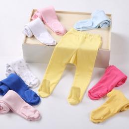 Dziecko spodnie lato i wiosna moda bawełniana dla niemowląt legginsy newborn dziewczyna chłopak skarpety dziecięce ubrania 3 m-2