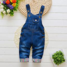 BibiCola Spodnie Spodnie Wiosna Jesień Dziecko Chłopcy Dziewczyny Ubranie Dziecka Dzieci Chłopcy Berbeć Dziewczyny Dżinsy Denim