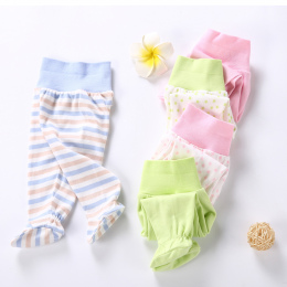 Spodnie dla dzieci 100% bawełna dziecko niemowlę legginsy dziecięce odzież noworodka rajstopy chłopcy dziewczęta spodnie wysokie