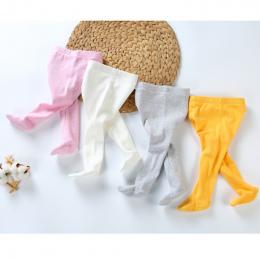 Dziecko spodnie dziecięce bawełna legginsy noworodka rajstopy dziewczyna spodnie ubrania dla dzieci wiosną i jesienią mody wysok