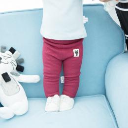 Dziecko Spodnie Bawełna Dziewczynek Legginsy Jesień Wiosna Boys baby Spodnie Dzieci Spodnie Noworodka Legggings Pant