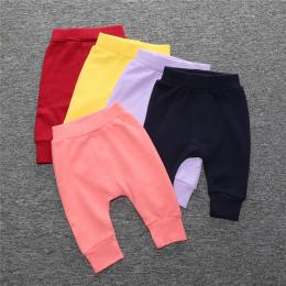 Detalicznej 2018 Spadek Zima Noworodka Boys Baby Dziewczyny Grube Spodnie Majtki PP długie Spodnie Bebe Legginsy CP201