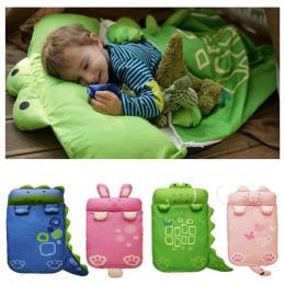 Pościel dla dzieci Dziecięce śpiwory Dzieci śpiące niemowlę Maluch zima śpiwór cartoon animals torba snu 0 1 2 3 4 rok
