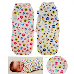 Wiosna Lato Style 100% Bawełna Dziecko Śpiwór śpiwór Zwierząt Drukowane Worek Snu Dziecka wózek dla dziecka dziecko przewijać dz