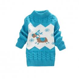 Dziecko Dziewczynek i Chłopców śliczne swetry 0-2 Lat mody swetry Multi color maluchy swetry 2018 małe dzieci swetry hot