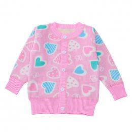 Jesień Dziecko Chłopcy Swetry 3D wzór Bawełniane Bluzy Dzieci Dziewczyny Chłopcy Cardigan sweter Z Dzianiny Sweter dla Dziewczyn