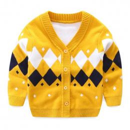 Chusta Dziecko Chłopcy Swetry Z Długim Rękawem Noworodka Swetry Z Dzianiny Bawełna Dziecko Sweter Sweter 2018 Jesień Zima Dla Dz