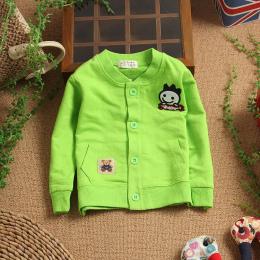 Małe ubrania dla dzieci 0-2 lat dziecko jesień dziecko koszula mężczyzna kobieta dziecko koszulka męska z długim rękawem 100% ba