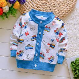 BbiCola Jesień Bawełniane Bluzy Dzieci Dziewczyny Boys Baby Swetry 3D Królik Sweter Z Dzianiny dla 0-2 Y Dziewcząt Chłopców Card
