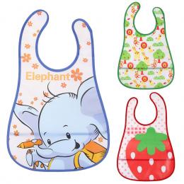 Dziecko EVA Wodoodporna Obiad Karmienia Śliniaki Noworodka Dziecko Cute Cartoon Karmienia Ręczniki Tkaniny Dzieci Fartuch Dzieci