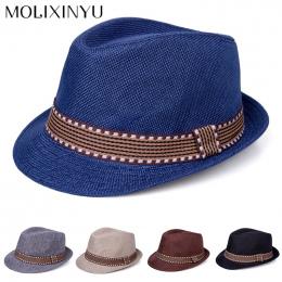MOLIXINYU Dzieci Dziecko Hat Hat Jazz Cap Słomy Dziecko Chłopcy Dziewczęta Cap dziecko Kapelusz Dla Dziewczyny, Chłopcy, Dzieci
