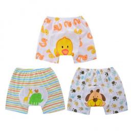 Spodenki Baby PP Spodnie Bawełniane Ubrania Dla Dzieci Bielizna Zwierząt Styl Lato Nosić Cienkie Oddychające Darmowa Wysyłka QD3