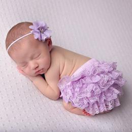 Koronki Bawełniane Majtki dla dzieci Spodenki Cute Baby Newborn Flower Pałąk Na Dole Pieluchy Pokrywa Berbeć Dziewczyny Lato Sat