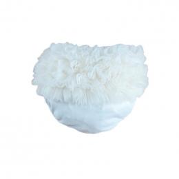 Dziecko bawełna ruffle bloomers warstwy dziecko pieluszki newborn okładek szorty kwiatów maluch śliczne letnie satynowe spodnie