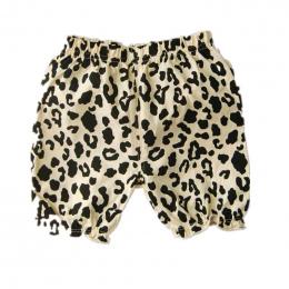 21 Letnie Spodenki Dla Dzieci Berbeć Dziewczyny Chłopcy Majtki Koloru Wzór PP Spodnie Leopard Dot Dzieci Spodenki Odzież Dla Nie