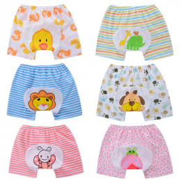 Letnie dla dzieci chłopcy dziewczęta szorty harem dziecko dziewczyna cartoon Zwierząt drukowane projekt luźne krótkie spodnie ba