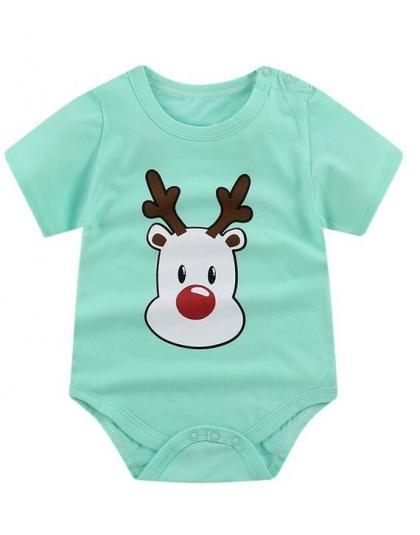 ce103d740b4471 Śpioszki dla niemowląt Lato newborn baby chłopcy odzież Bawełniana bez  rękawów druku Mody dziewczynek ubrania dla