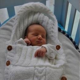 Koperta Dla Noworodków Infant Dziewczynek Chłopców kokon Przycisk Knitting Przewijać Dziecko Maluch Zawinąć Koce Śpiwór Worek Ko