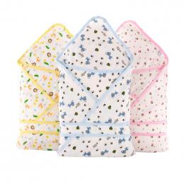 Bawełna Koperta Śpiwór Dla Niemowląt Baby Spania Pokrywa Koc Sleepsacks Anti-rzutu Dziecko Odzież Wiosna Lato Jesień