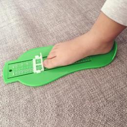Kid Niemowląt Stóp Działanie Gauge Buty Rozmiar Pomiaru Ruler Narzędzie Dla Dzieci Dziecko Niemowlę Berbeć Butów Buty Armatura G