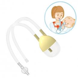 New born baby aspirator do nosa nosa czystsze próżni ssania bezpieczeństwa ochroniarz grypy ochrona akcesoria bm