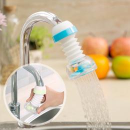 3 kolory oszczędzania Wody dzieci przewodnik rowek strony dziecka mycia owoców i warzyw urządzenie kran extender mycia Dziecko W