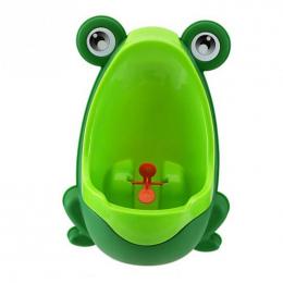 Baby Boy Frog Dzieci Niemowlę Toddler Potty Kubki Do montażu na Ścianie Pisuary Toaleta Szkolenia Dzieci Stojak Pionowy Chłopców