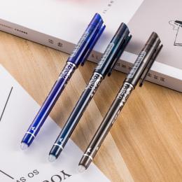1 sztuk Wymazywalnej Długopis Niebieski/Czarny/Tusz Blue Magic Pen Biurowe Studenckie Egzamin SpareSchool dostaw