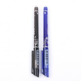 1 pc Wymazywalnej Długopis 0.5mm Niebieski/Czarny Atrament Magiczne Pióro Uczeń Szkoły Biurowe Pisanie Ogrodnicze Egzamin Zamien