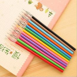 JONVON SATONE Pen Refill 12 Kolor/lot Dla Uczeń Piśmienne Kolor Diamond Head Rdzeń Pióro 0.5mm Hurtownie