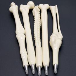1 sztuk Twórcze Długopis Kształt Kości Lekarz Pielęgniarki Uczeń Piśmienne Prezent Nowy