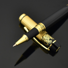 BOHATER Marka 901 Metal Roller Pen Luksusowe Długopis Dla Prezentów Biznesowych Pisania Biuro Szkolne Materiały Piśmienne