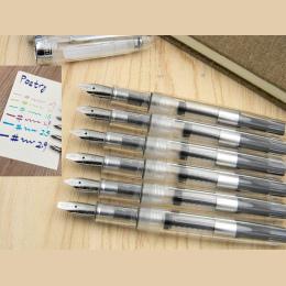 New classic Kaczy Dziób płaski Gothic równoległe art Flower długopis mody popularne plastikowe prezent WordArt Płaskie poezji Wi