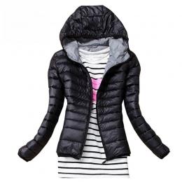 Nowy 2018 Moda Wiosna Zima Kobieta W Dół Kurtki Parki Kobiety Odzież Płaszcz Zimowy Kurtka Koloru Płaszcz Kobiety Parka